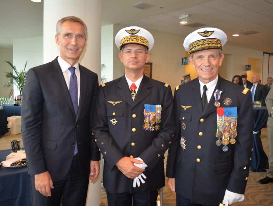 NATO NEWS: Au Revoir, Gen. Denis Mercier