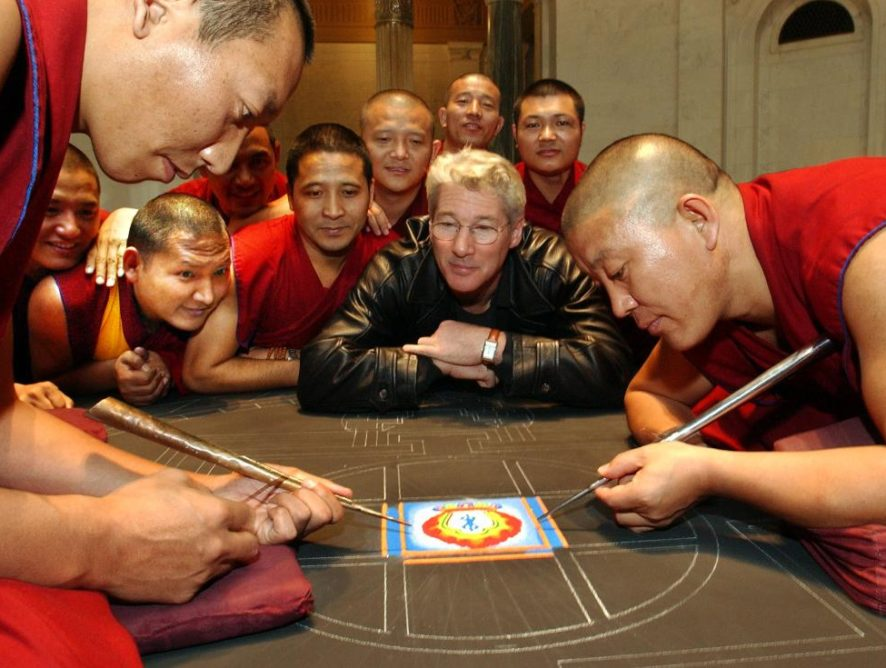 20th Anniversary of Tibetan Monks in Hampton