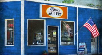 Artists Gallery to Move to Vibe District