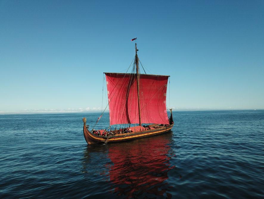Viking Ship to Arrive in Norfolk