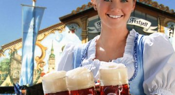 Oktoberfest Celebrations Abound