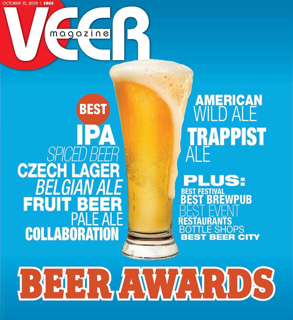 VOTE: VEER's 2018 Golden Tap Award Nominees