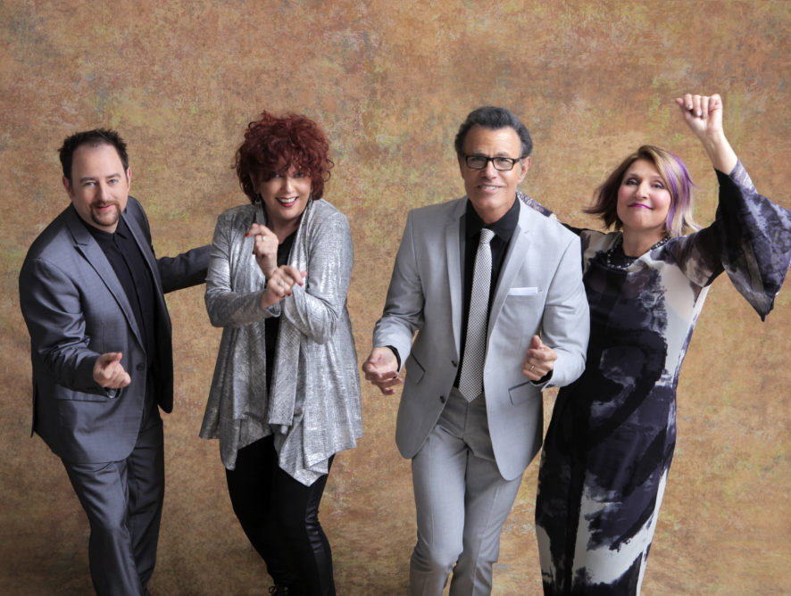 Manhattan Transfer: Reborn for Christmas and Coming to Hampton