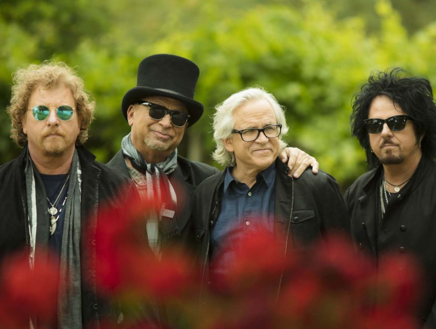PREVIEW: Toto's 40 Trips Around the Sun