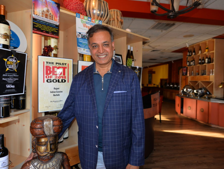 Food & Community Are Spice of Life for Rajput's Paul Chhabra