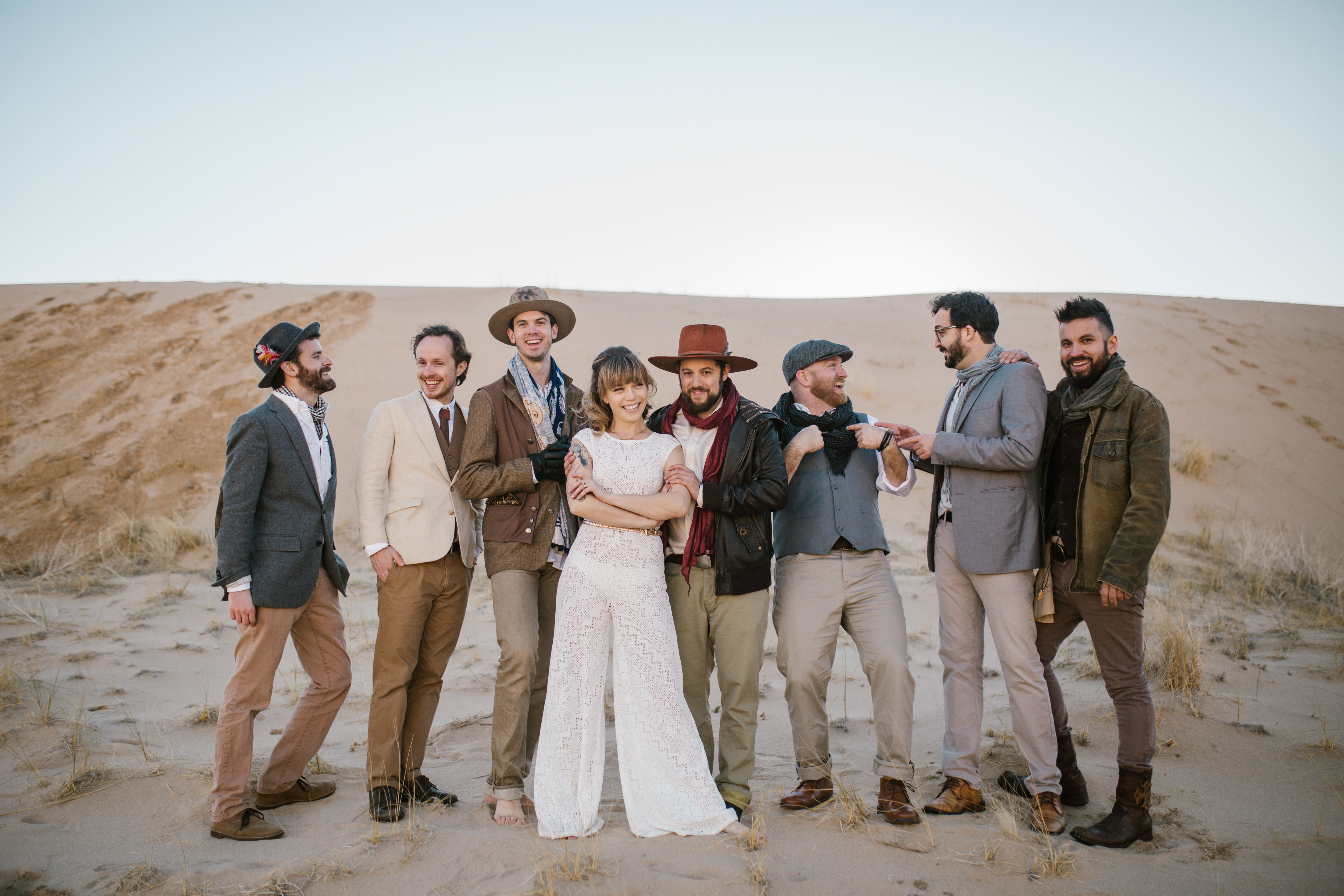 Dustbowl Revival Headlines Bluegrass Fest at American Theatre