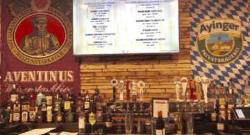The Bier Garden Festhaus Opens in Virginia Beach