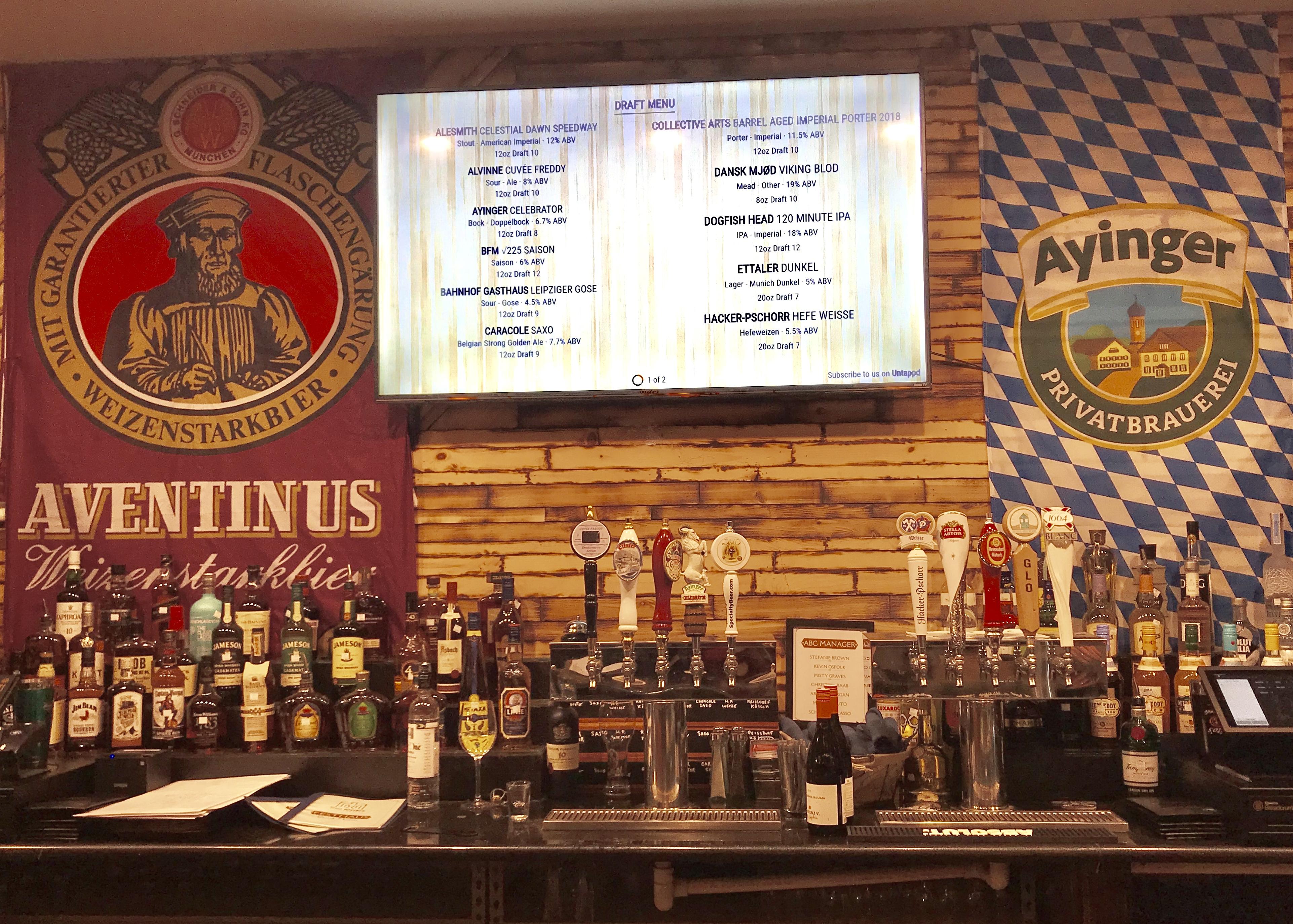 The Bier Garden Festhaus Opens in Virginia Beach