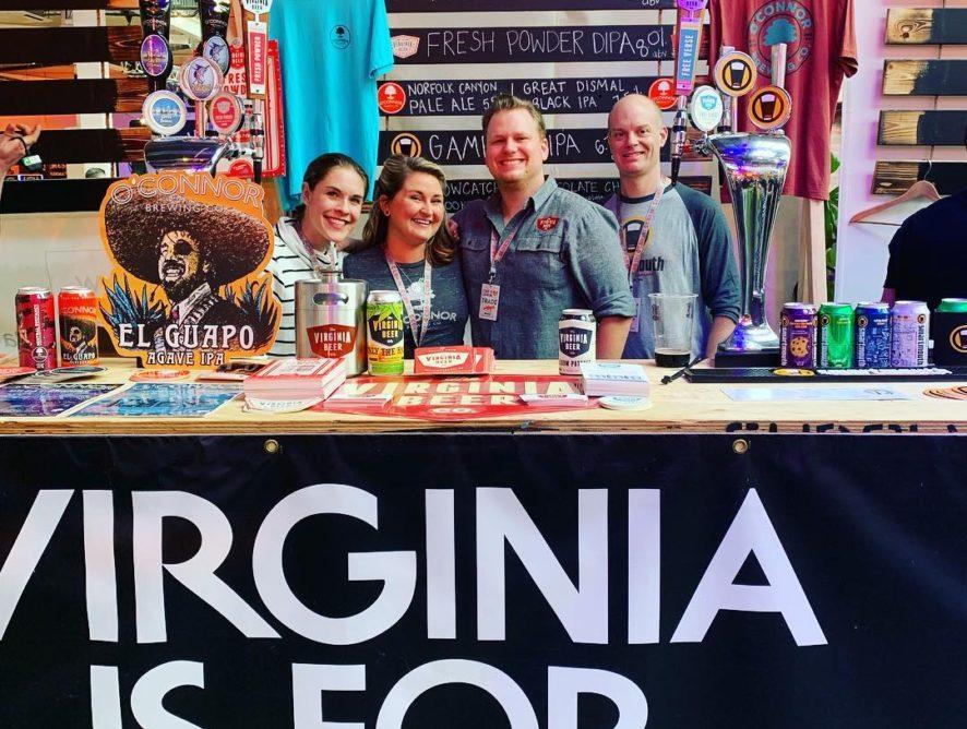 Virginia Craft Beer Rising in London
