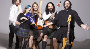 PREVIEW: Timeless Tempest Explores Celtic Rock