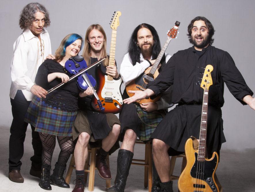 PREVIEW: Timeless Tempest Explores Celtic Rock