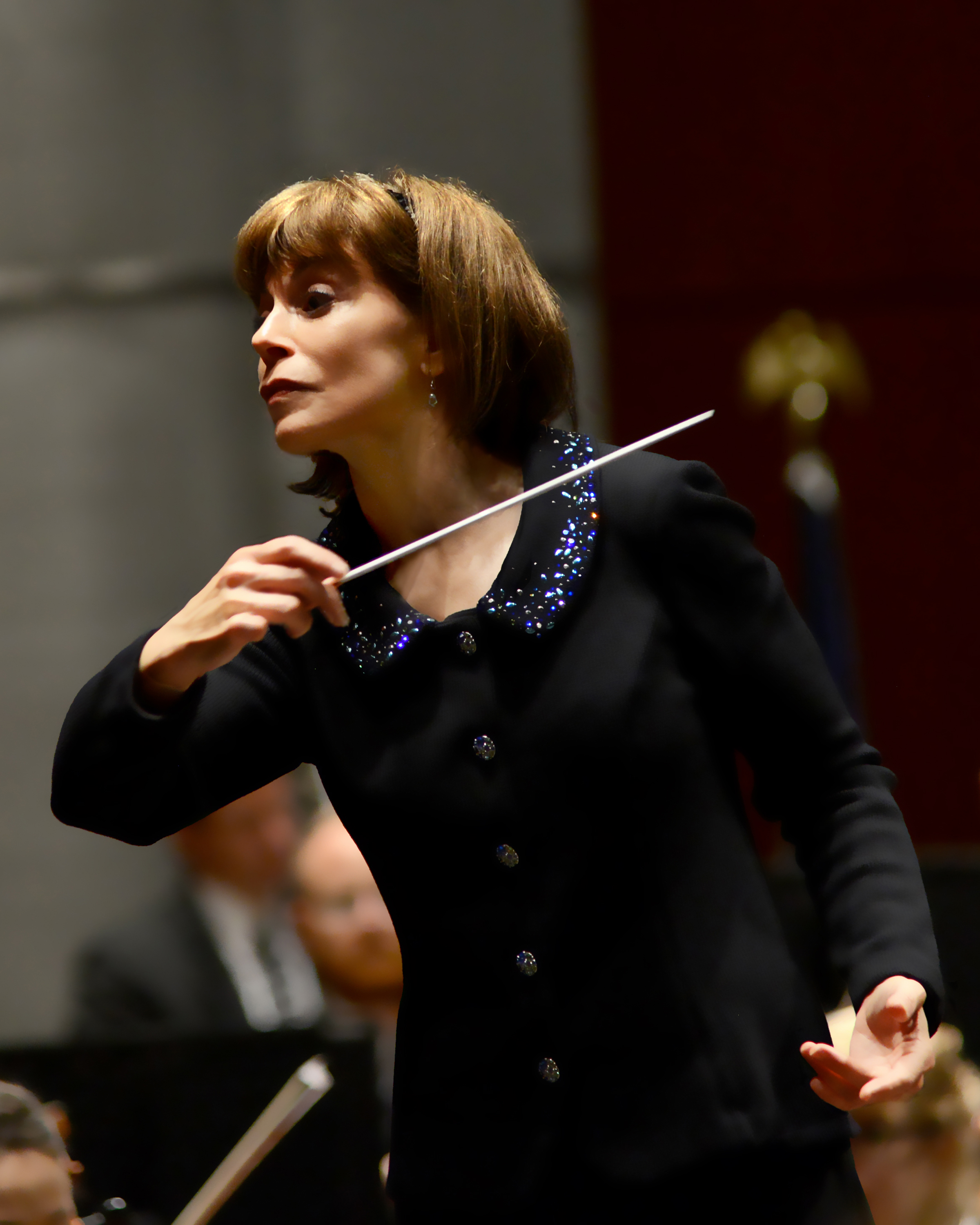 JoAnn Falletta Departs Virginia on Top of Classical World