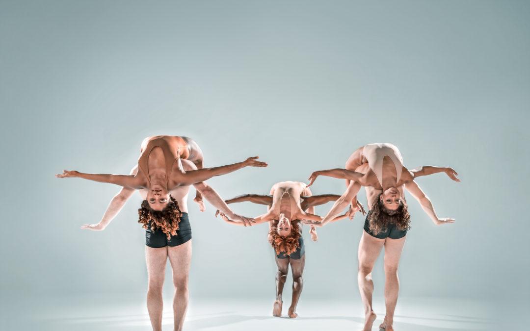 Pilobolus Is a Fungus and a Dance Company
