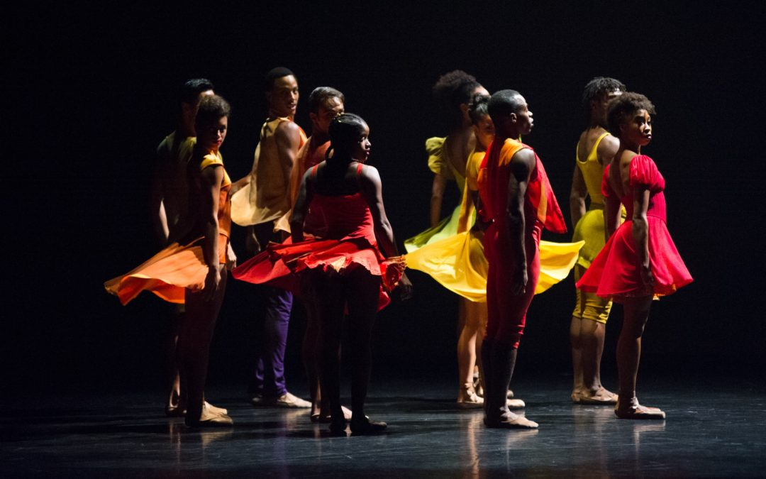 Dance Theatre of Harlem Celebrates 50th Anniversary in Norfolk