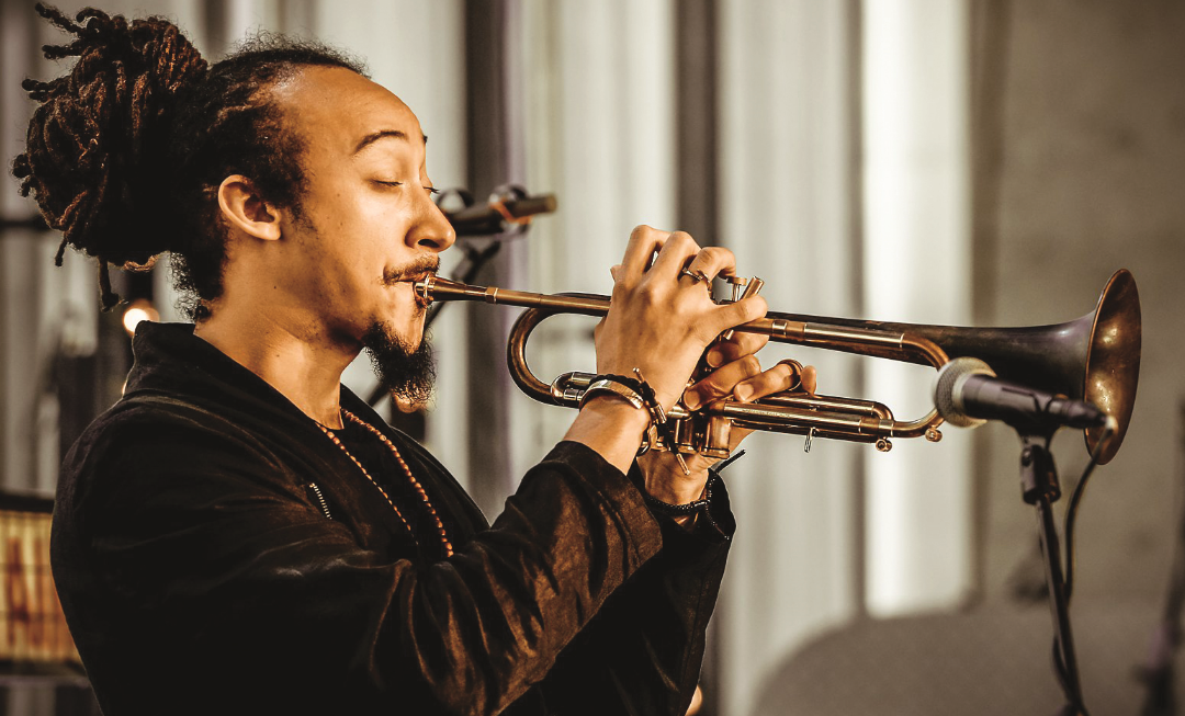 Theo Croker and His Quintet Bridging West and East and Back Again