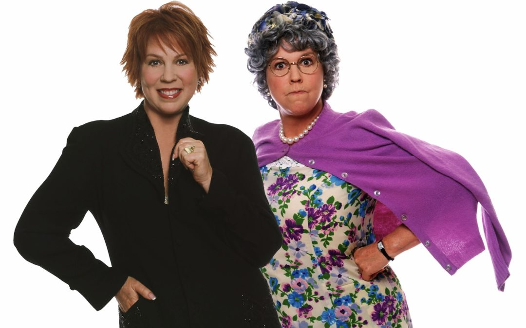 Take 5 (or 8) with Vicki Lawrence