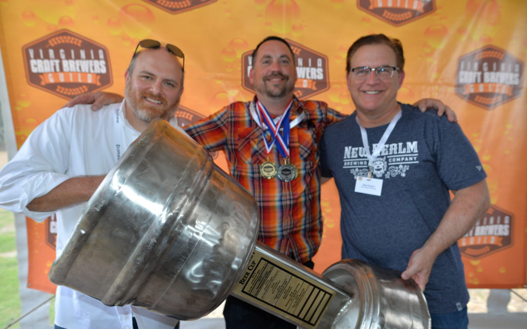 New Realm Wins VA Craft Beer Cup, 757 Breweries Score Numerous Medals