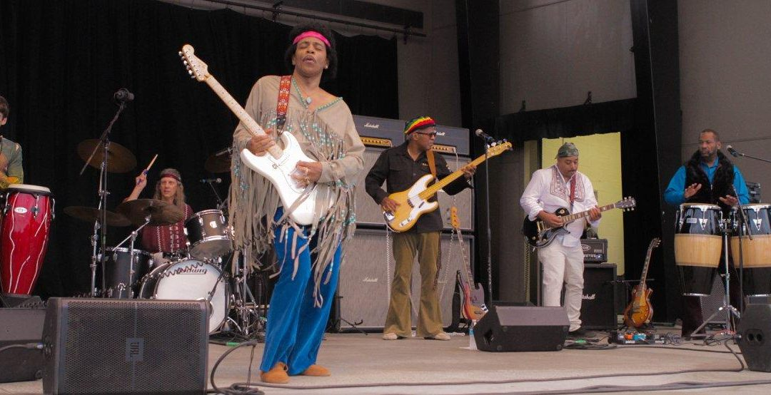 Jimi Hendrix Tribute is Sandstock Highlight