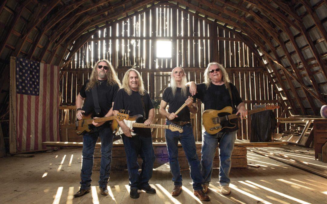 MUSIC: Headhunters Fiery as Kentucky Bourbon