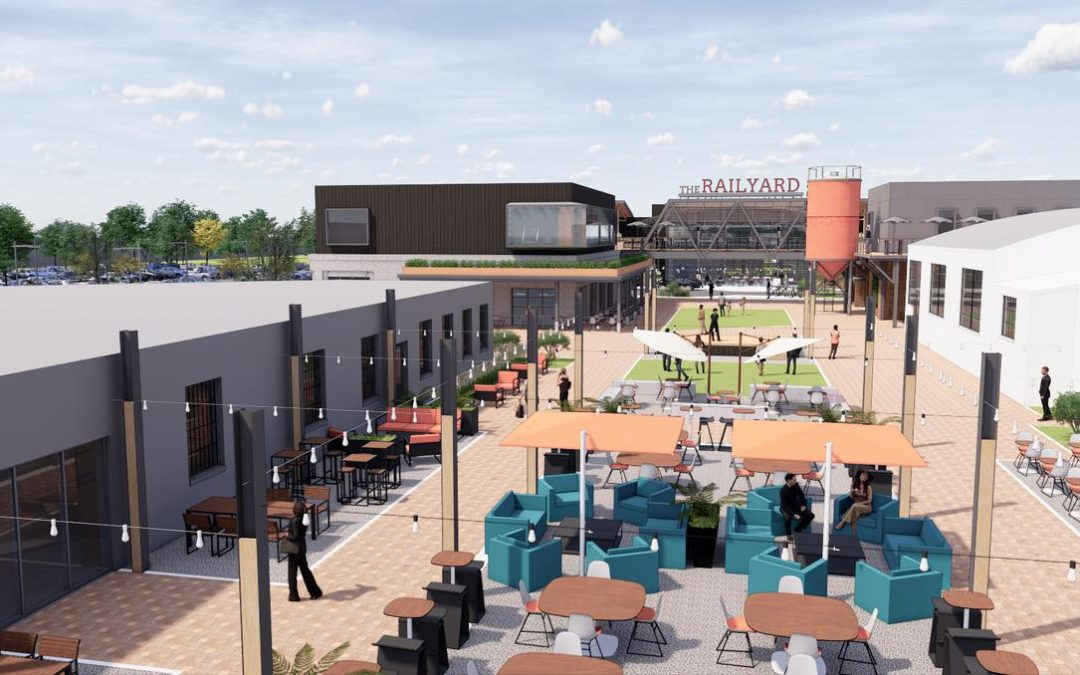 Norfolk City Council Approves Railyard Development