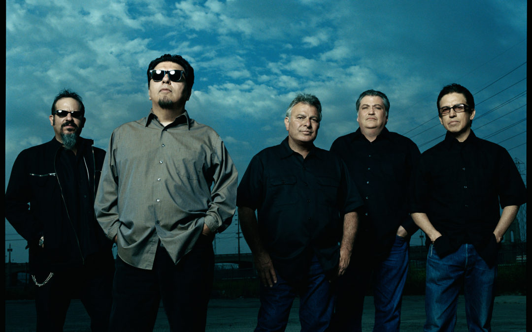 Latin Rock at its Best: Los Lobos