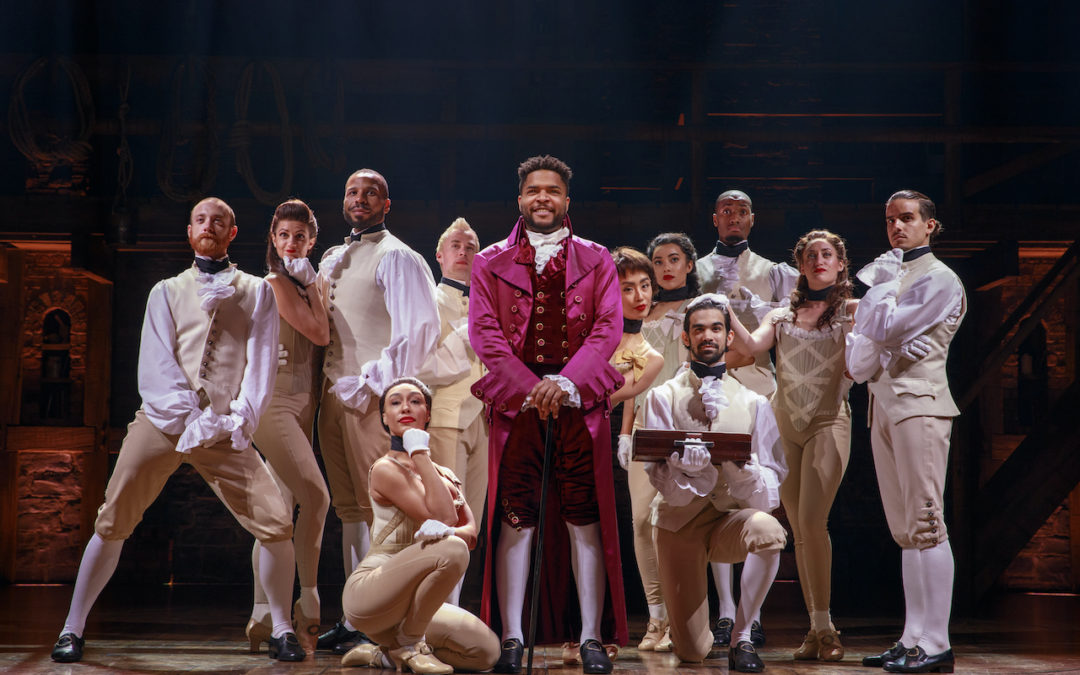 Virginia Takes Center Stage in Hamilton