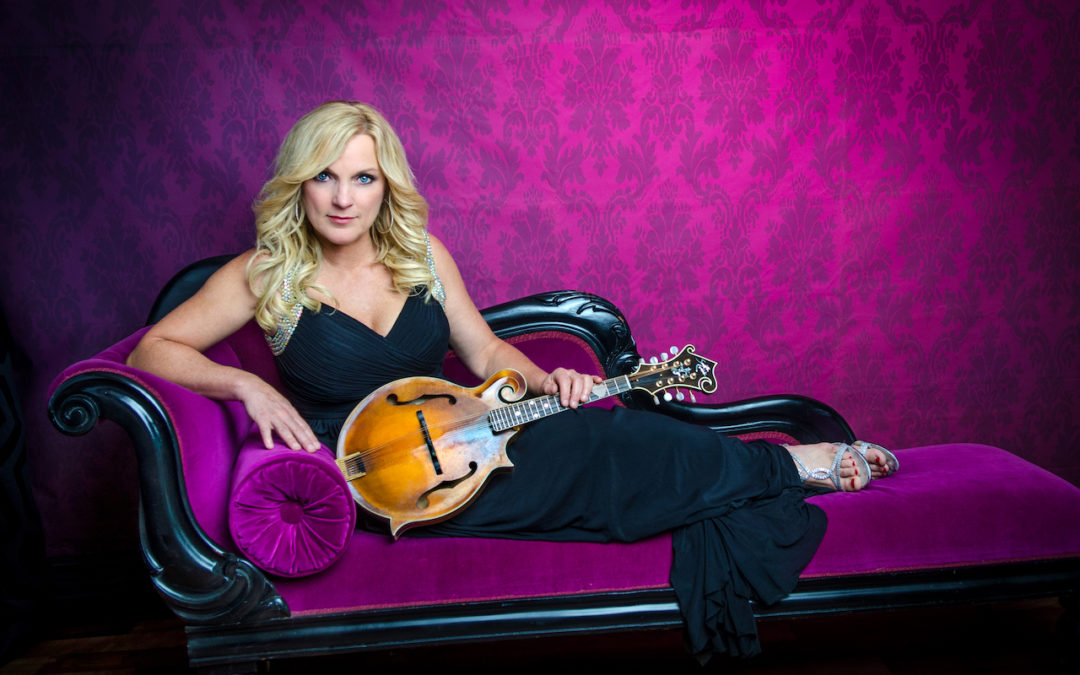 Queen of Bluegrass Headlines in Hampton