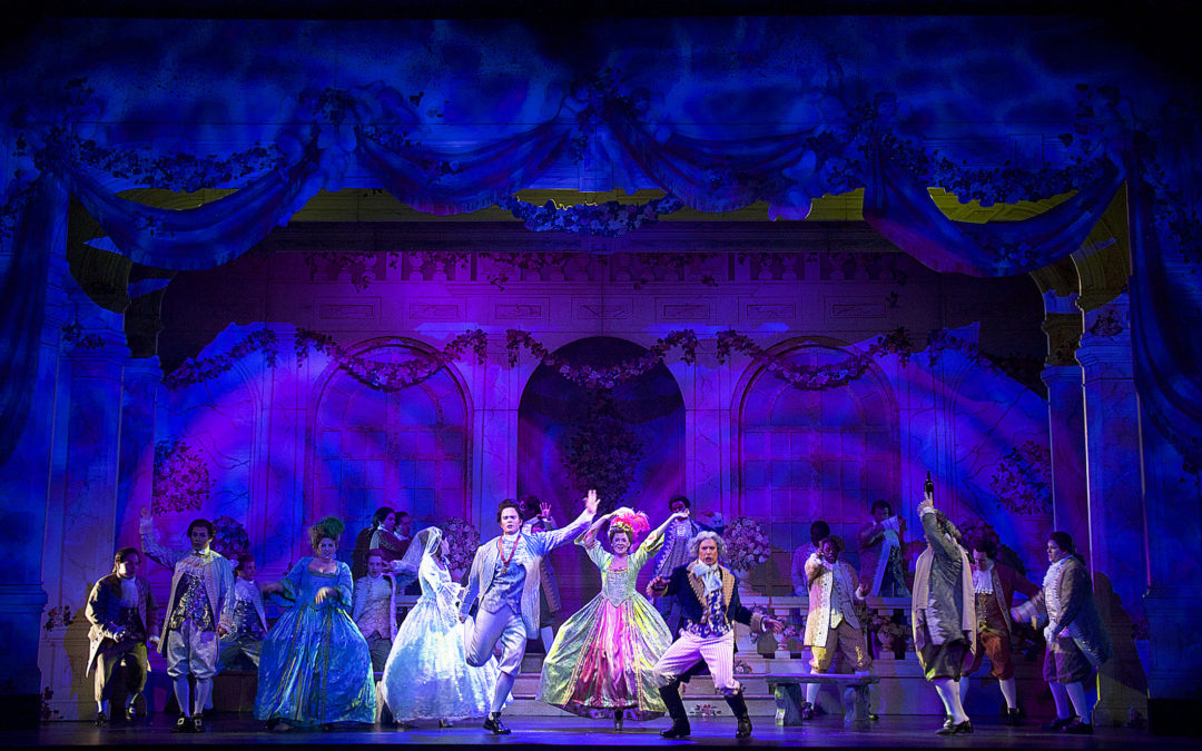 Family-Friendly and Very Funny: Virginia Opera's Cinderella