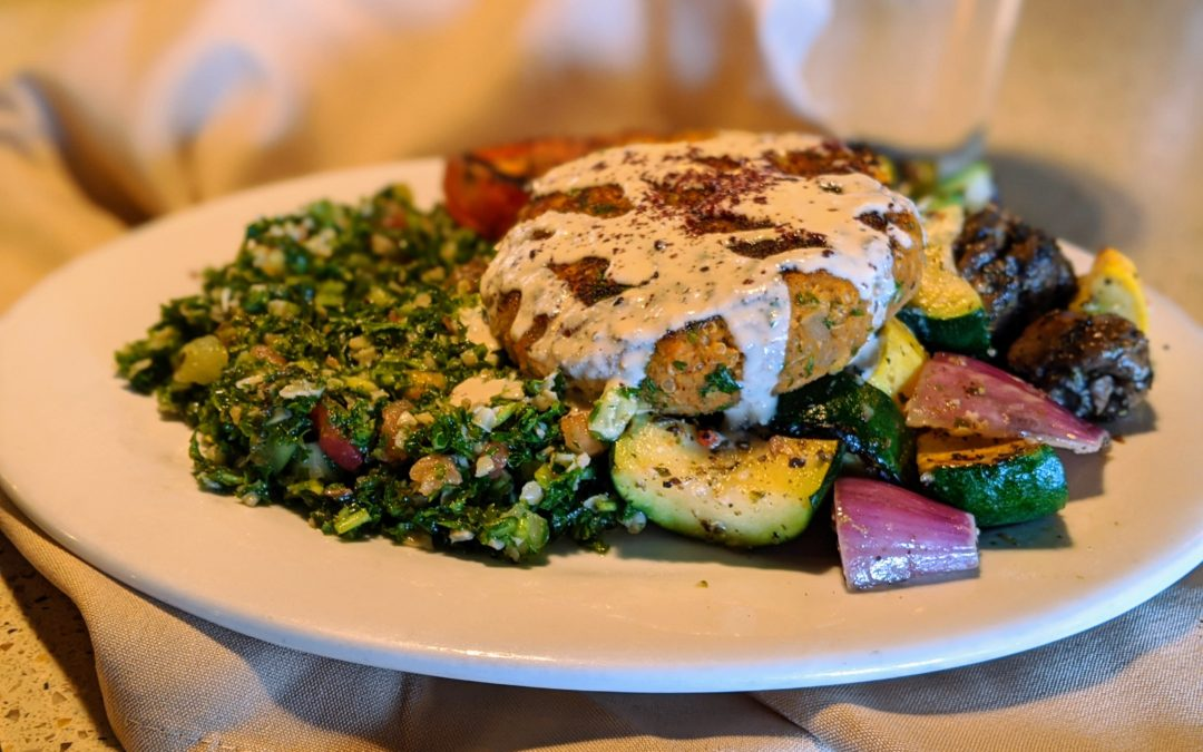 Baladi Mediterranean Café: A Playground for the Taste Buds