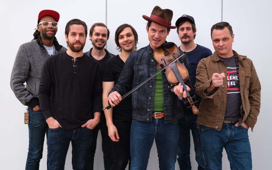 CONCERT: Pre-Festival Season Stop for Old Crow Medicine Show