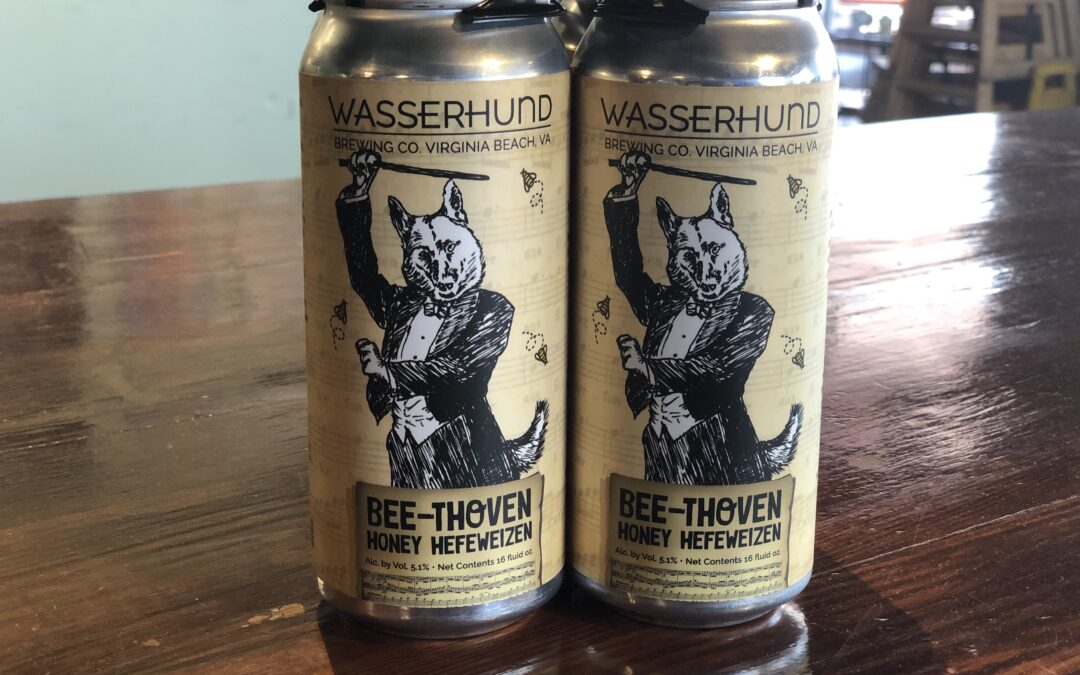 Catching Up with Wasserhund's Aaron Holley