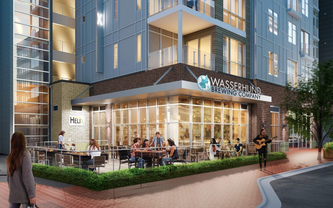 Wasserhund to Open Chesapeake Location