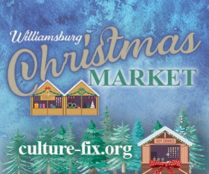 Williamsburg Christmas Market is Taste of Europe