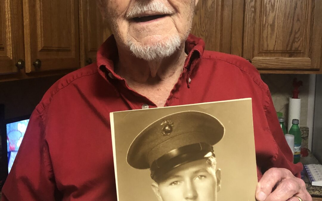 Marine Corps Veteran Recalls V-J Day