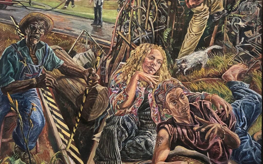 ART: Rosenbaum's Folkloric Journey on Display