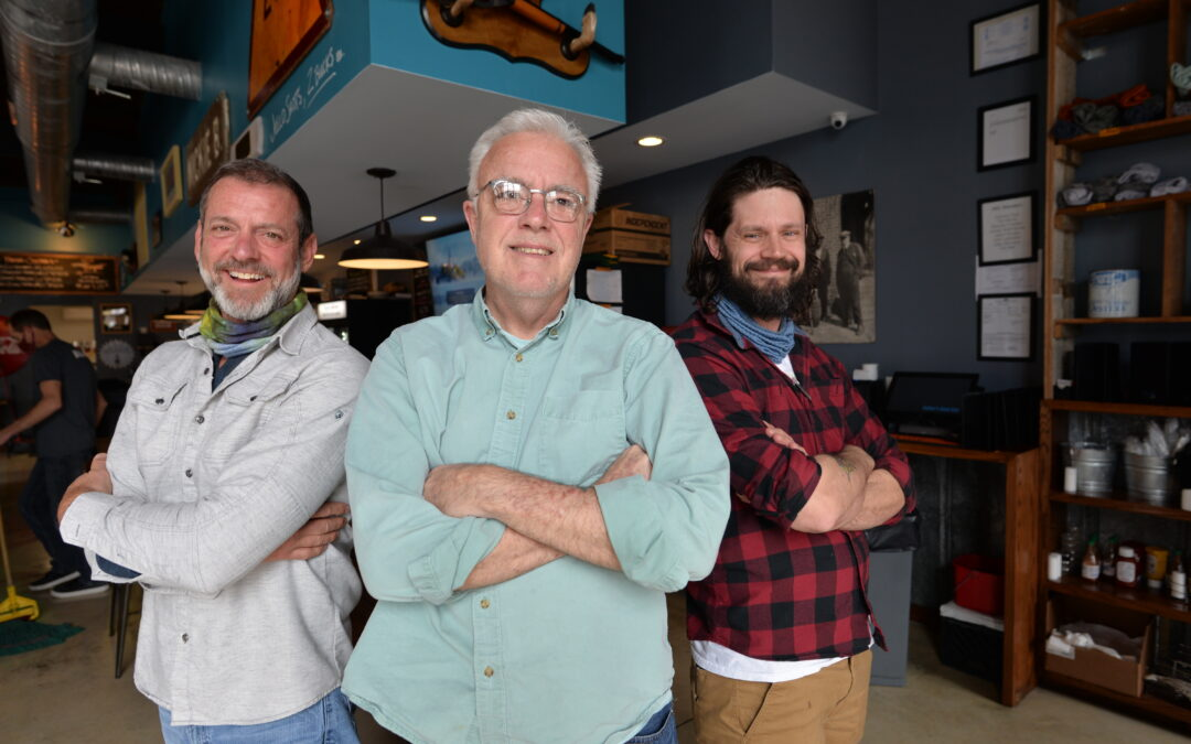 Foodie Destinations: Fuller's, El Diablo, Deadrise, and Kismet are making a statement
