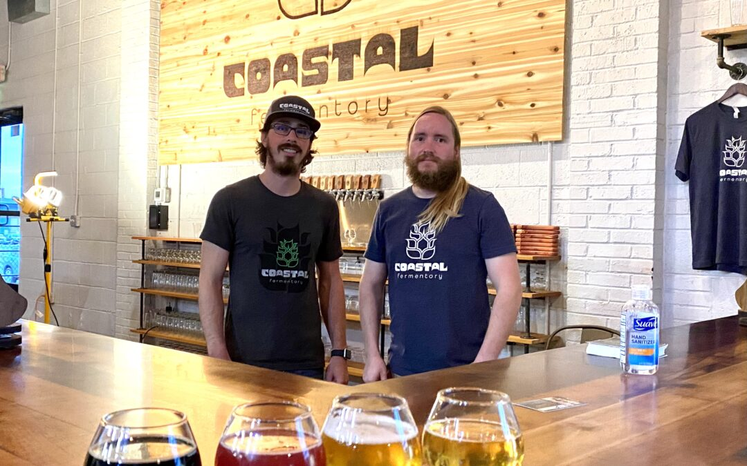 COASTAL FERMENTORY: New Brews in the 'News