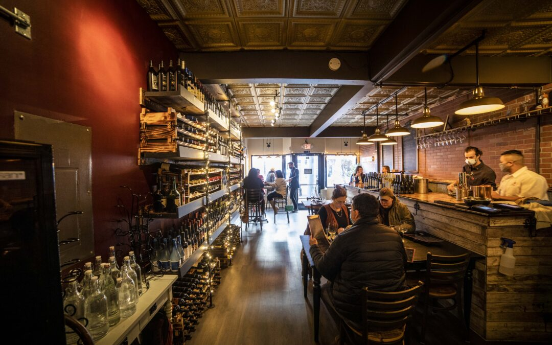 Fox Tail Wine Bar Adds Flavor to New Phoebus
