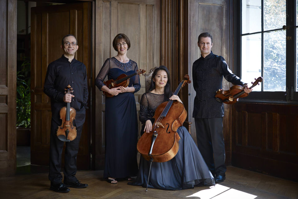 Two Times Four for the Brentano Quartet