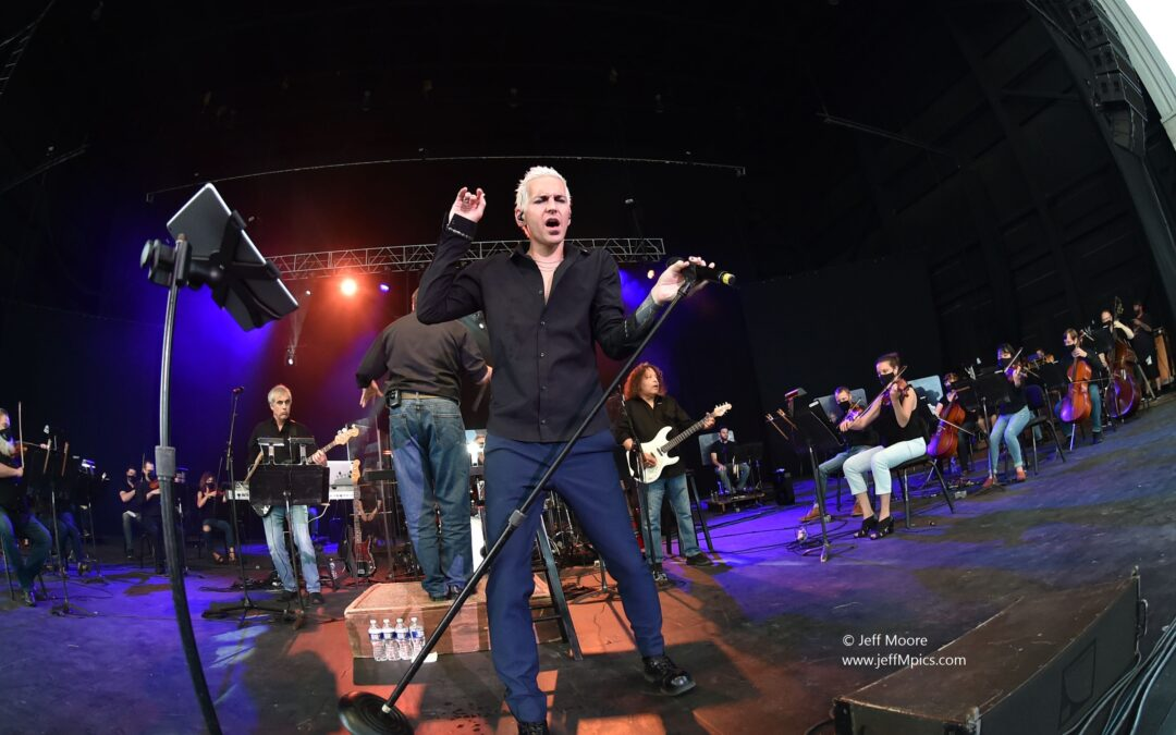 REVIEW: Tony Vincent Delivers on Music of Bowie