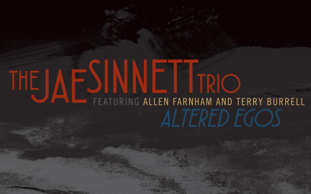 """REVIEW: Jae Sinnett Trio, """"Altered Egos"""""""