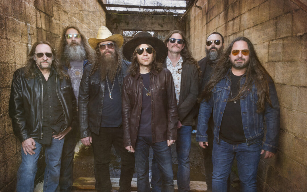 MUSIC: Back on the Road with Blackberry Smoke