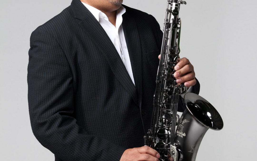Najee returns to ignite Church Street Jazz Series
