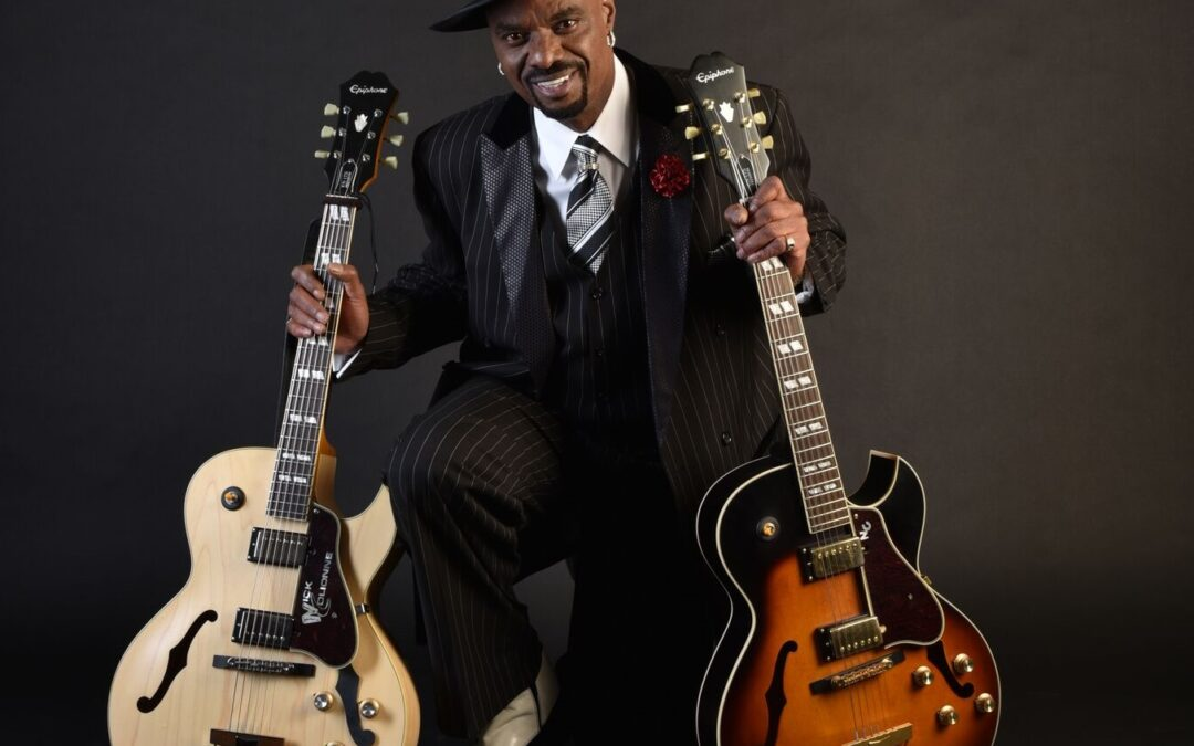 Nick Colionne: The Godfather of Smooth Jazz Guitar