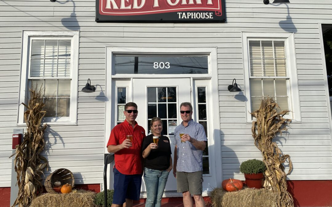 Get a Taste of Smithfield at Red Point Taphouse